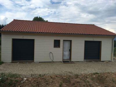 Constructeur de maison individuelle ossature bois for Garage marengo marseille
