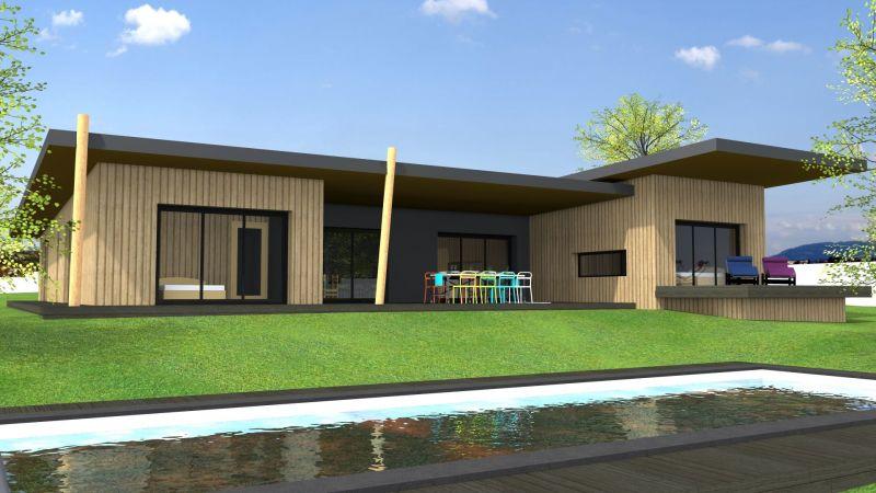 maison ossature bois lyon les maisons de lyon 100 cologiques. Black Bedroom Furniture Sets. Home Design Ideas