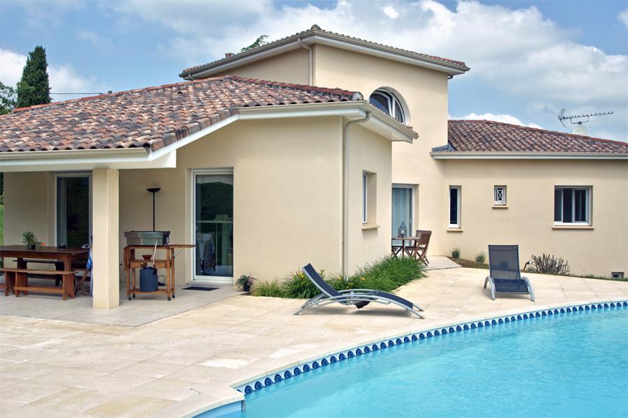 Villa passive nice constructeur maison nice 06 maison cena for Constructeur de maison rhone alpes